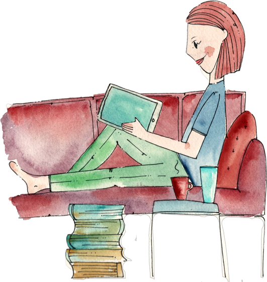 Studujte z pohodlí domova - EasyLingo bude váš pokrok hlídat za vás.
