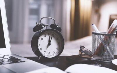 5 pasos muy fáciles para finalmente encontrar el tiempo para estudiar