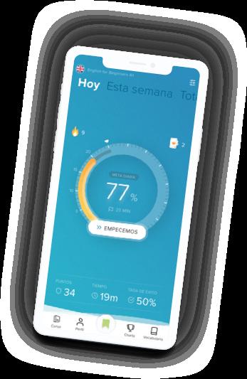 16 tipos de ejercicios: ¡también los puedes tener con la aplicación móvil de EasyLingo!
