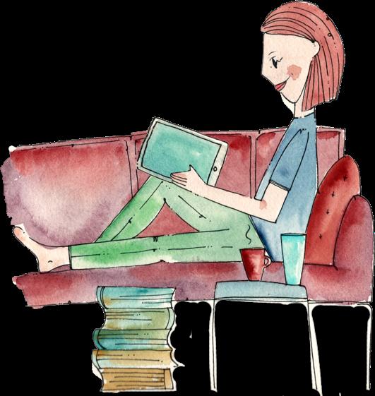 Estudia desde la comodidad de tu sofá: EasyLingo controla tu progreso por ti.